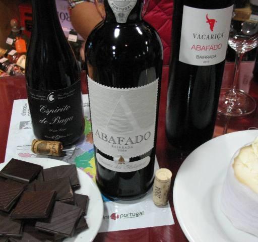 Крепленые вина из Байррады и сорта Баги