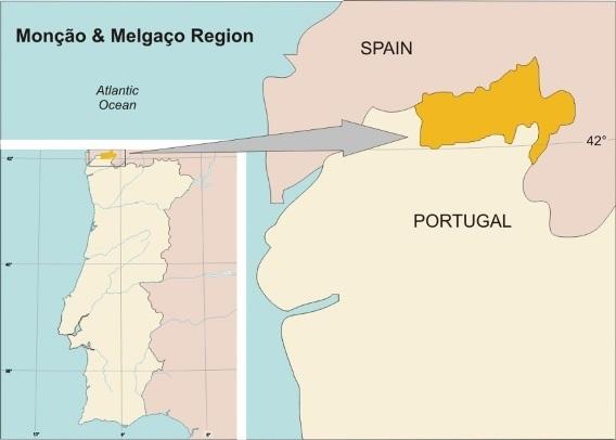 Монсау и Мелгасу