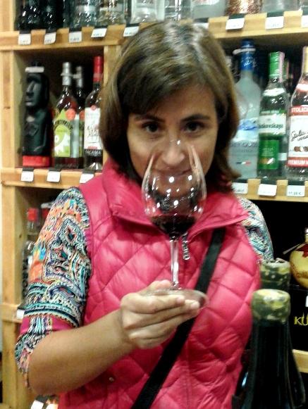 Filipa Pato - a apresentar o seu Espírito da Baga