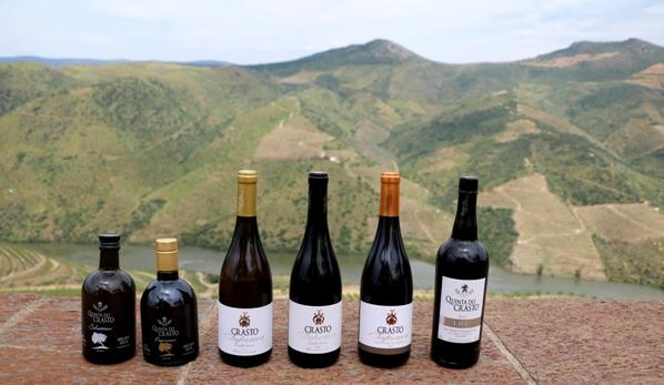 Wines of Crasto Superior, LBV Quinta do Crasto and olive oil