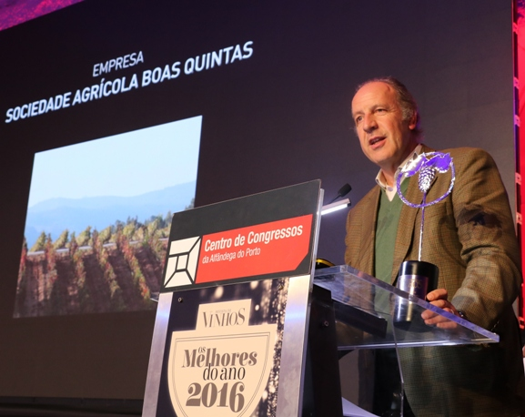 Nuno Cancela de Abreu, Boas Quintas, Melhores do ano 2016