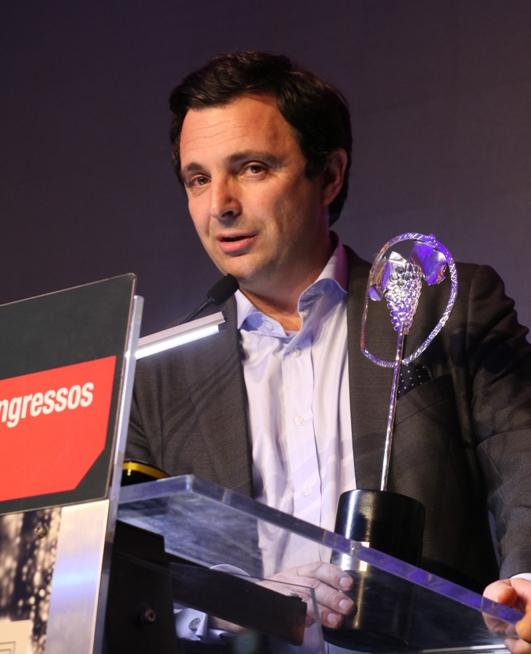 Jorge Rosas, CEO Ramos Pinto
