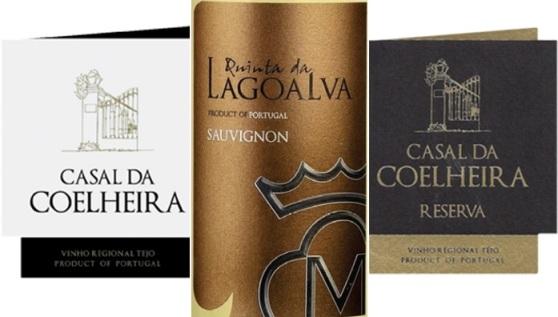 Casal da Coelheira, Lagoalva Sauvignon Blanc and Casal da Coelheira Reserva