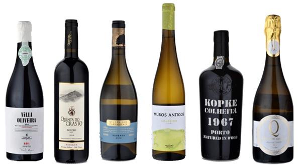 Победители конкурса Вин Португалии