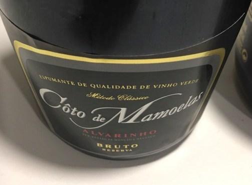 Côto de Mamoelas Brut Alvarinho Vinho Verde